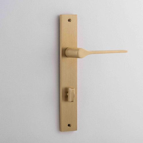 Bankston - Como Door Lever - Rectangular - Privacy