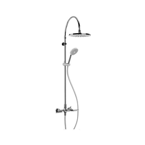 Brodware - City Plus Lever - Shower Set with Hand Shower 1.9725.06.3.01
