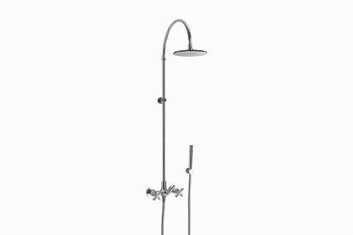 Brodware - City Que - Exposed Shower Set with Hand Shower 1.9825.00.2.01