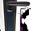 Thumbnail: Superior Brass - Art Deco Door Lever - Latch