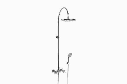 Brodware - City Plus - Exposed Shower Set with Hand Shower 1.9725.03.0.01