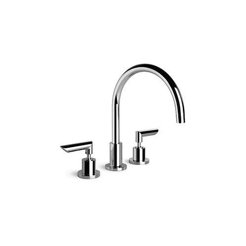 Brodware - City Plus Lever - Bath Set 1.9707.00.3.01