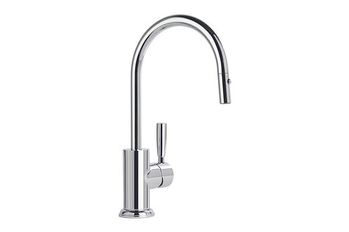 Brodware - Manhattan - Kitchen Mixer with Pull-Out Spray 1.9108.04.0.01