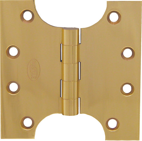 Austyle - Hinges - Parliament - 304 Stainless Steel H100xW100/127/150mm (Pair)