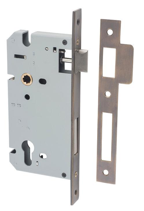 Tradco - External Mortice Lock - 85mm Euro B60mm