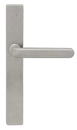 Austyle - 316 Stainless Door Lever Range - Flat Curved Long Plate - All Variants