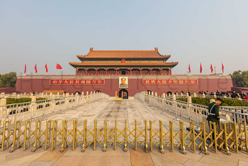 Tiananmen Square - Gate of Heavenly Peace