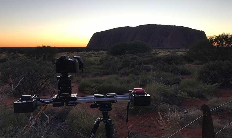 @ Ayers Rock Australia - Holger Kleine