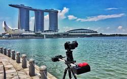 With Edelkrone @ Singapore - Holger Kleine