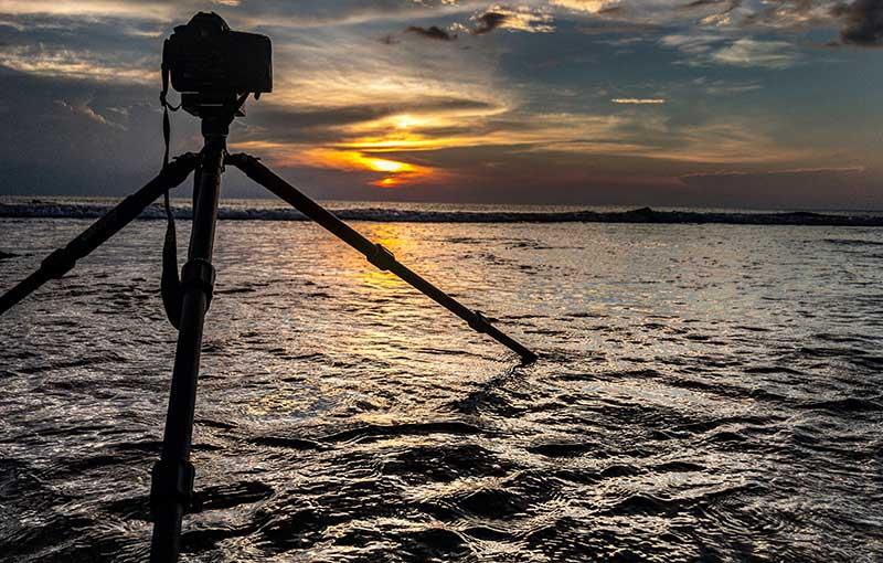 Sunset at Lombok Indonesia - Holger Kleine