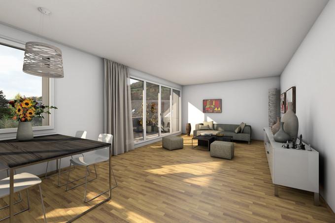 Vermarktungsbild, Hans Blattner Immobilien