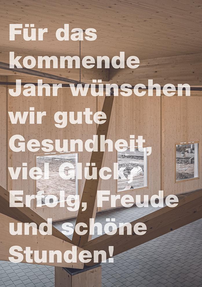 Holzbau Pavillon Epprecht Architkten