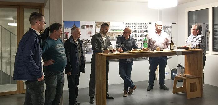 Innovatives Gewerbe zu Besuch bei EpprechtArchitekten Aarburg, 3d Planung und Vermessung, Architekturbüro Aarburg, Aarau und Olten
