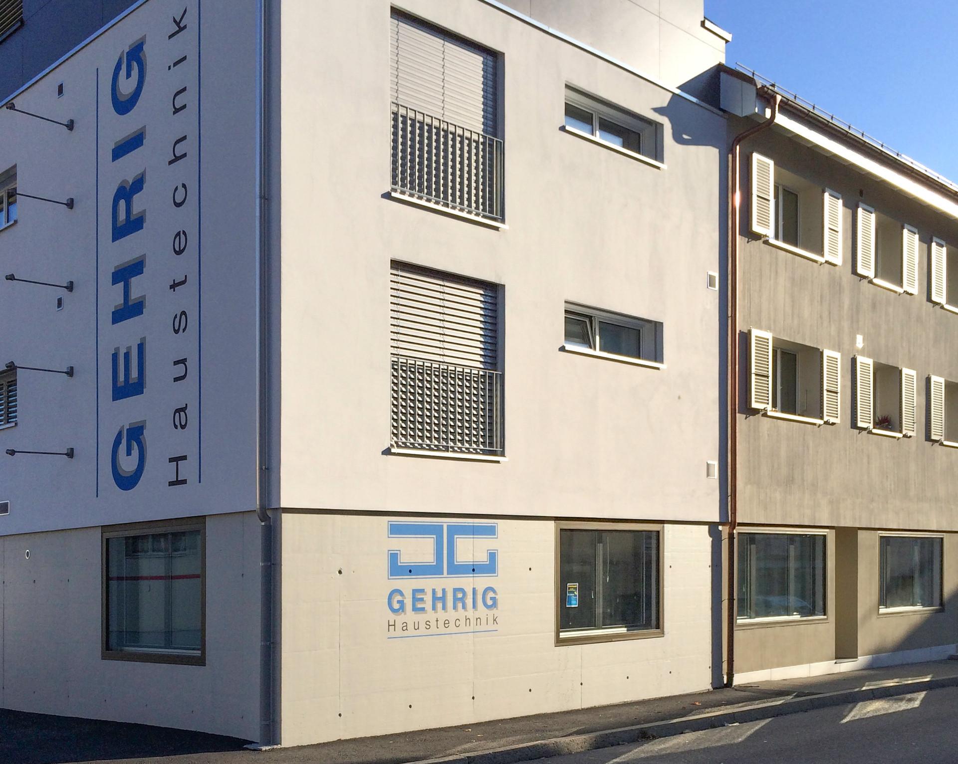 Farbkonzept Fassaden, Sanierung & Neubau, Aarburg 2013