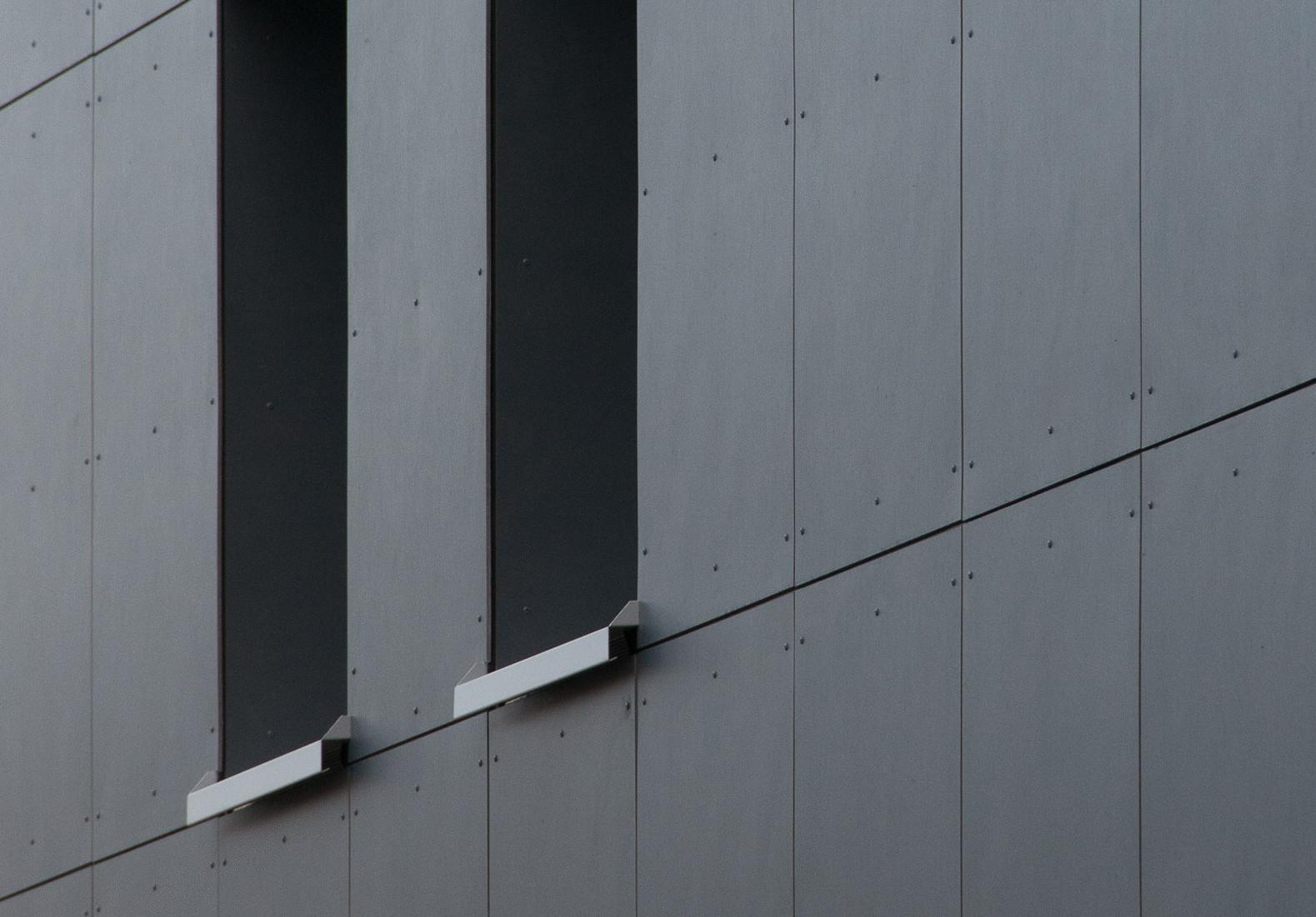 Farbkonzept Wohn & Bürogebäude, Aarburg 2017