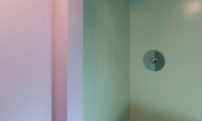 Farbkonzept für 16 Nasszellen, Jugendheim Aarburg 2017