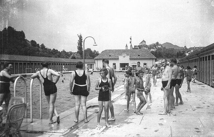 historisches Bad Aarburg, Restaurierung, Denkmalpflege