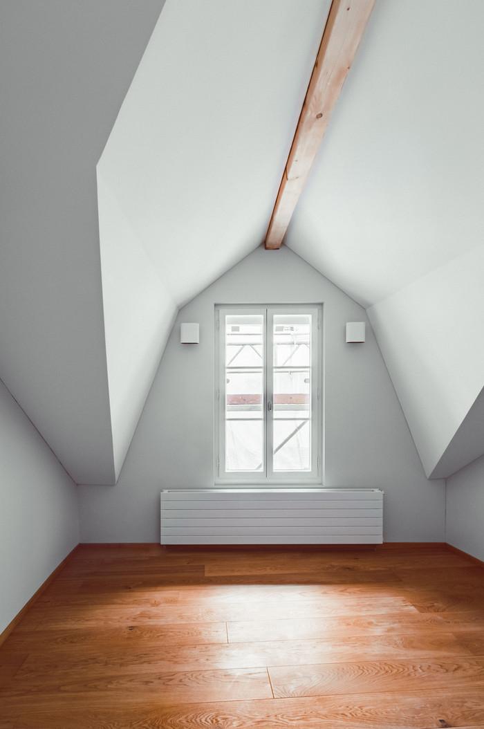 Wohnunge Altstadt Aarau, Dachwohnung