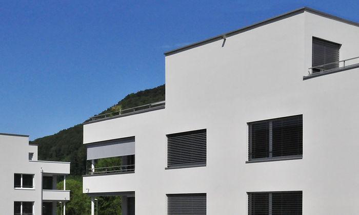 Architekturbüro Aarburg, Wohnungsbau