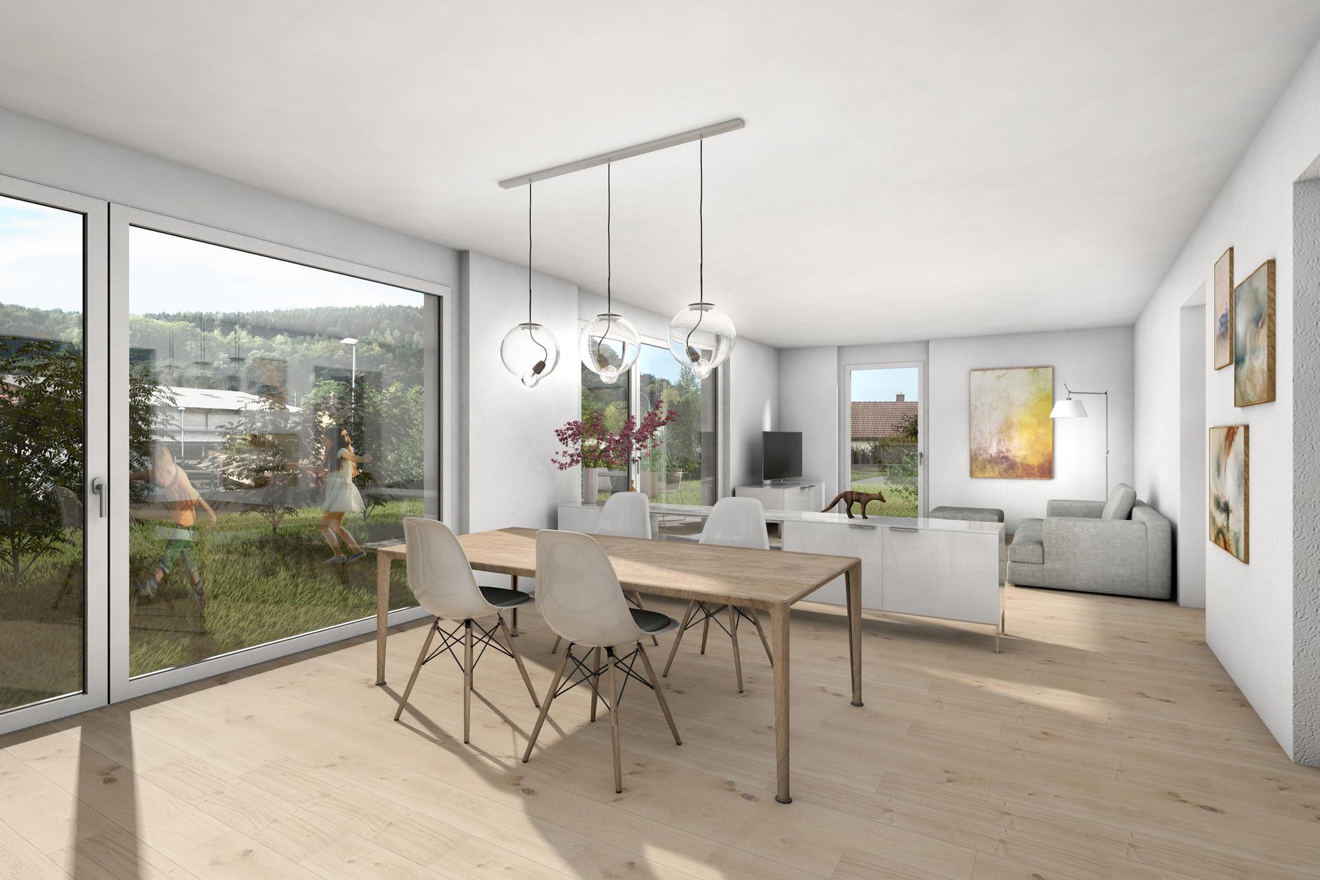 Verkaufsbild für Bau und Form Architekten AG, Olten