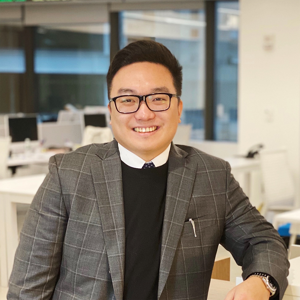 Justin Cheng, CEO of Celeri Network