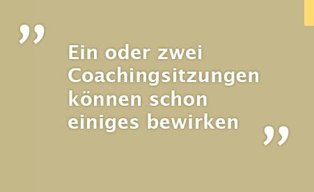 Kurzcoaching Teaser Daniel Börlin Coaching integrativer Coach IBP