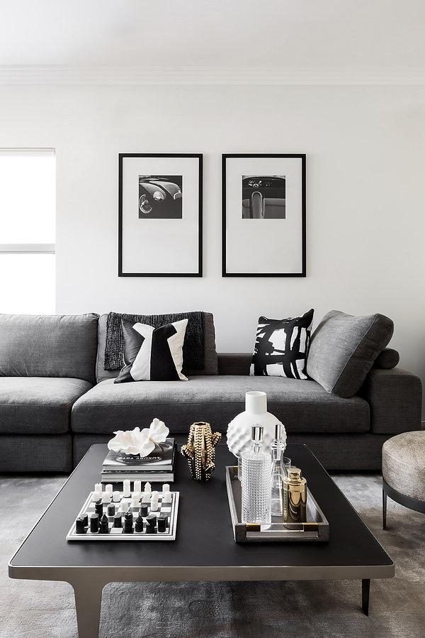 Nickolas Gurtler Interior Design - Screening Room