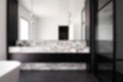 Luxury Bathroom by Nickolas Gurtler Interior Design
