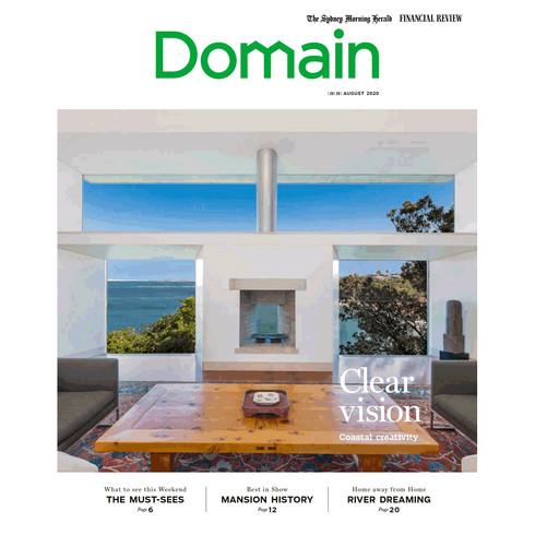 Domain Magazine - SMH