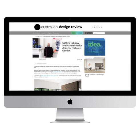 Australian Design Review