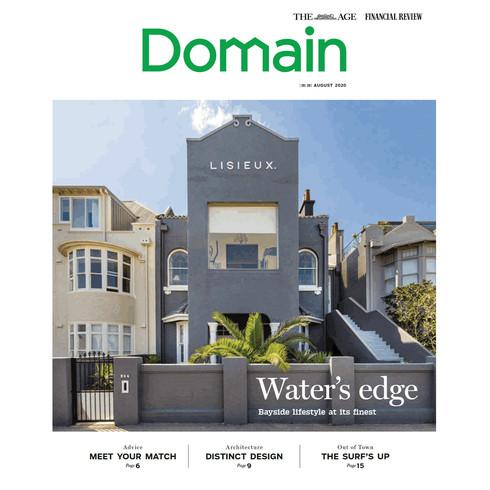 Domain Magazine - The Age