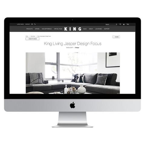 King Living Blog