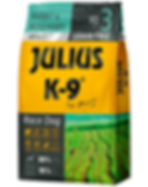 Julius-K9 Working Dog Wild boar berry grain-free dogfood for adult