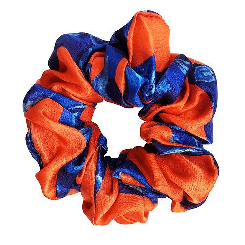 Climate Silk Scrunchie
