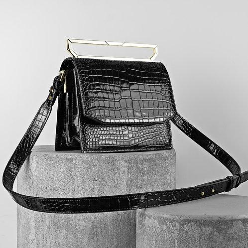 Eames ~ Black Croco