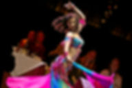 Amira Jade Bellydance winning performance at Belly Dance Off Competition