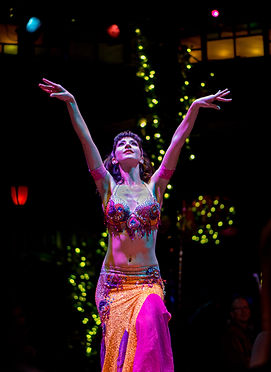 Amira Jade Bellydance performs at Belly Dance Off Championship