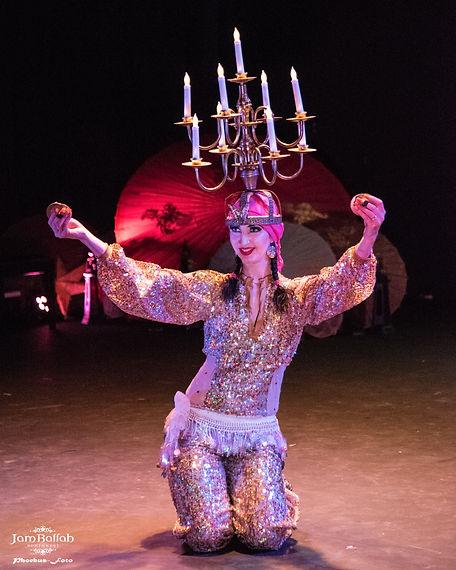 Amira Jade shamadan performance at Jamballah NW 2017