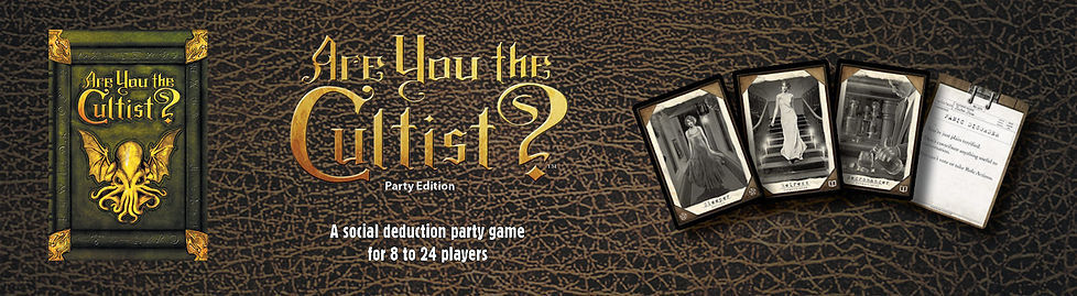 AYTC: Party Edition Logo