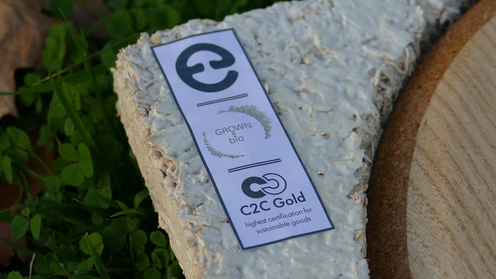 mycelium packaging