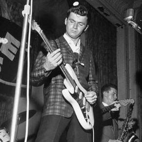 Dick Dale, The King of the Surf Guitar