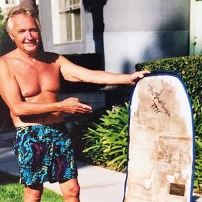 Tom Morey y el boogie board.