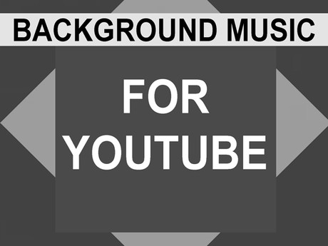 Background music for YouTube
