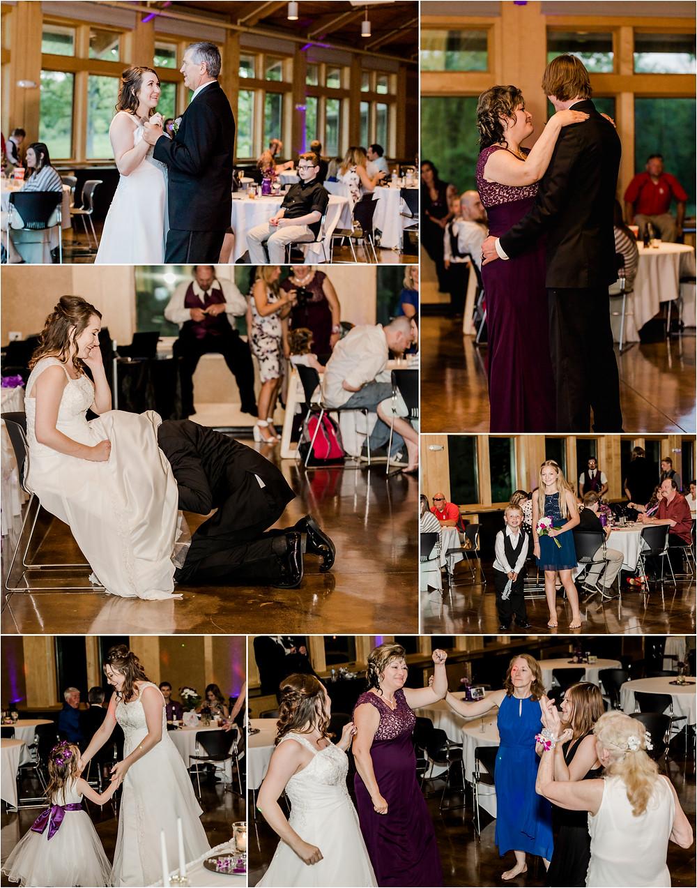 Four Rivers Channahon, IL Wedding Meghan + Daniel