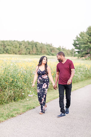 LeRoy Oakes Forest Preserve Engagement P
