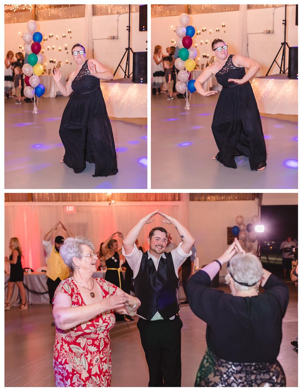 Kendall County Fairgrounds Wedding Yorkville IL Christina+Christopher