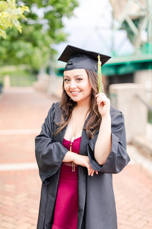 Billie Limacher Bicentennial Park Joliet IL Graduation Pictures