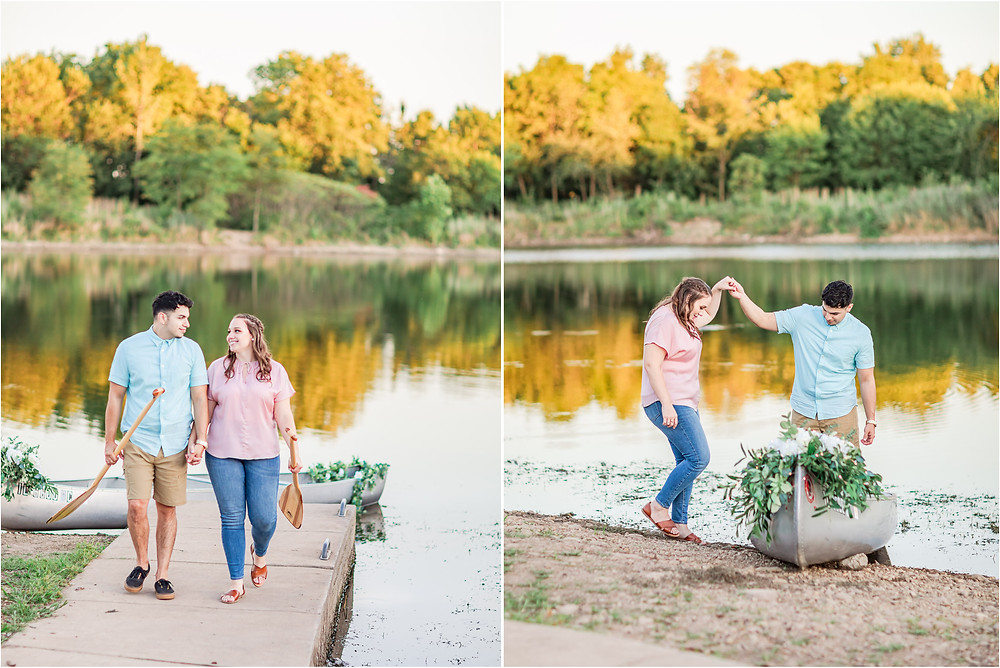 Canoe-Engagement-Session-Engagement-Photographer-joliet-photographer-Minooka-Wedding-photographer