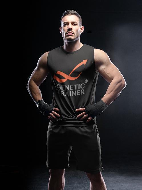 Mens Sleevless Training T-Shirt