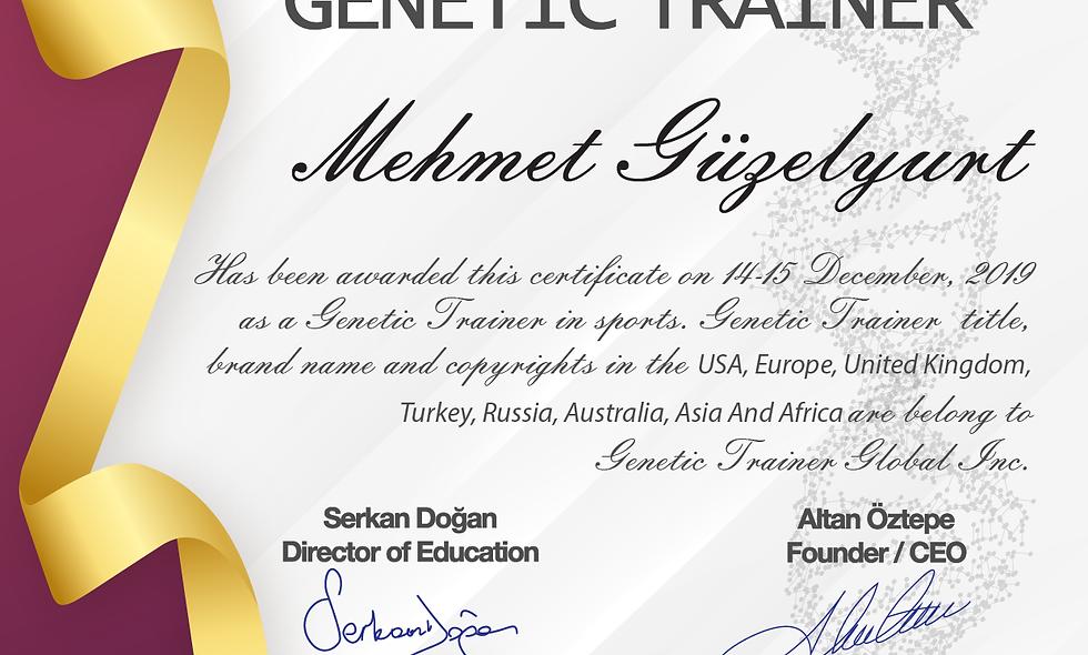 Master Genetic Trainer®